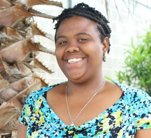 "VISTA Volunteer Gabryone ""Gabby"" Newman"